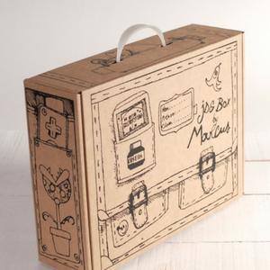 Cajas para Kits de Comidas | Cajas de Cartón - CARTENSA
